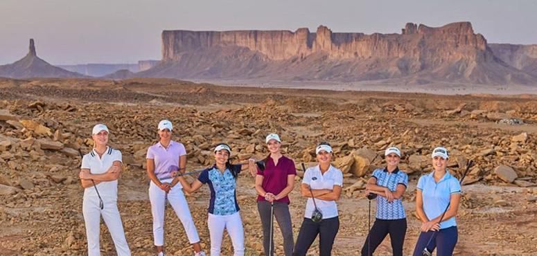 Saudi Arabia to host first women's golf tournament in 2020
