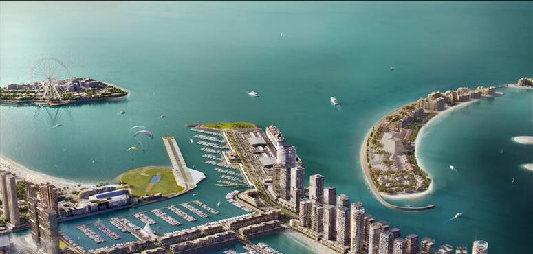 Dubai Harbour picks operator for Middle East's largest yachting hub