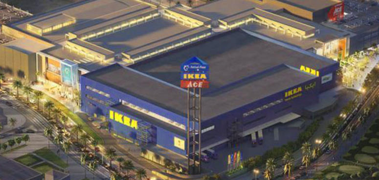 Now you can use time to buy products in IKEA in Dubai