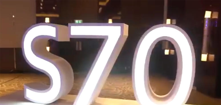 Revealed: How much the number plate S70 fetched at Dubai auction