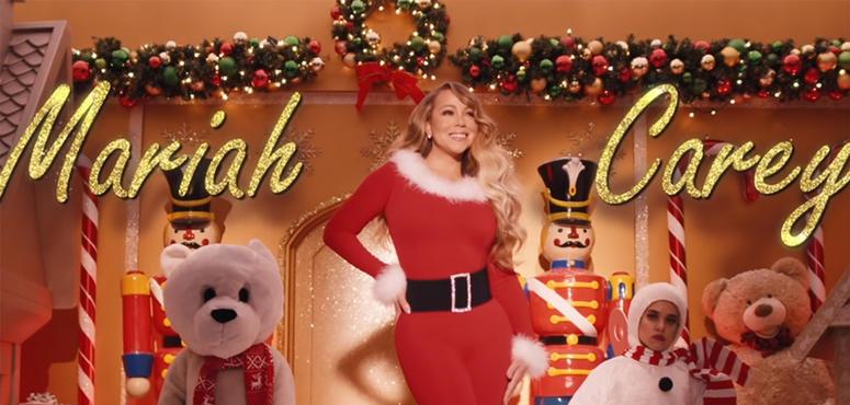 Dubai designer helps pop superstar Mariah Carey sparkle this Christmas