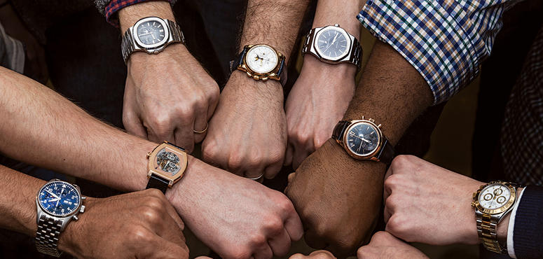Middle East's pre-owned luxury watches marketplace is getting an innovative new platform