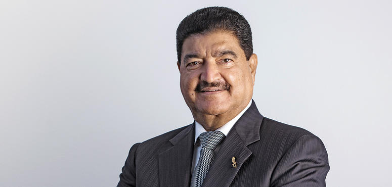 'Without mistakes you can't learn': was this BR Shetty's sense of foreboding?