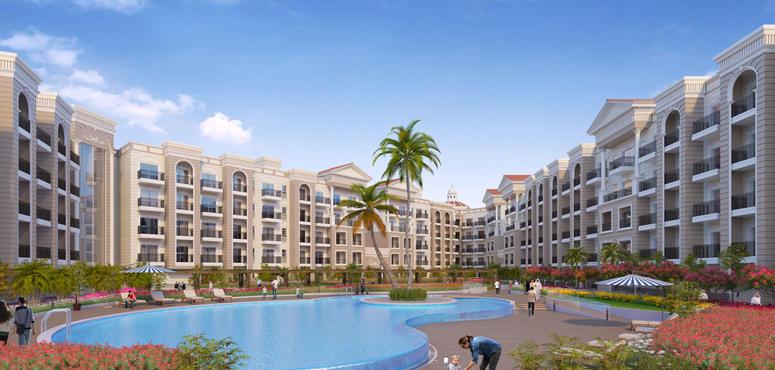 UAE's Danube says $81m Resortz project completed in Dubai