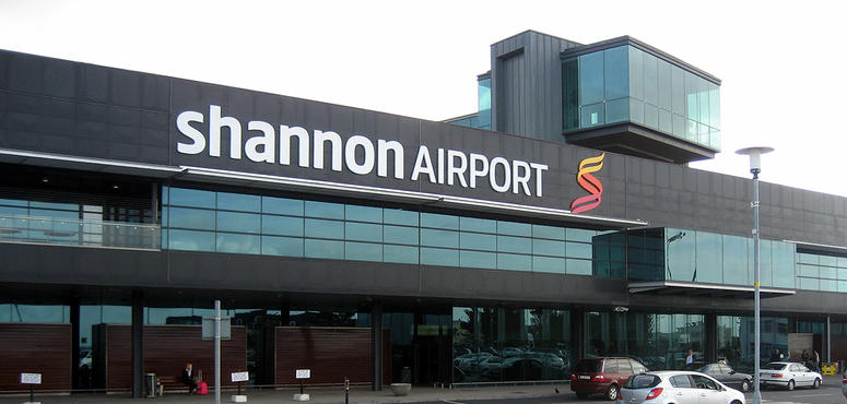 Iran urges Ireland to stop allowing US to use Shannon Airport for military stopovers