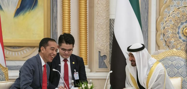 Abu Dhabi crown prince to play key role in creating Indonesia's new capital