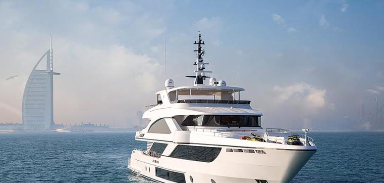 UAE's only superyacht builder reveals top-level shake-up
