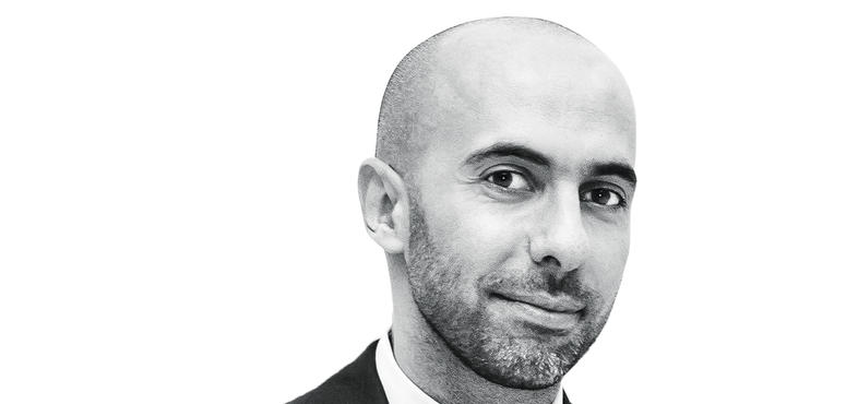 """Ahmed Alkhoshaibi, CEO, Arada: """"It is now time for the private sector to stand up and be counted"""""""