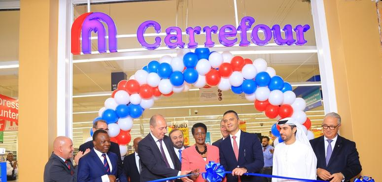 UAE retail major opens first Carrefour in Uganda