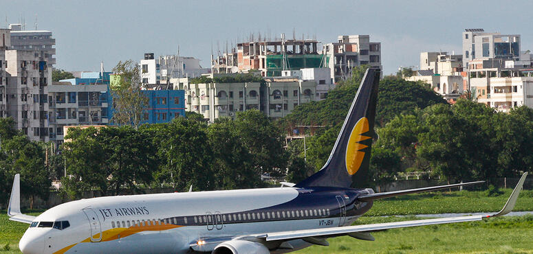 Jet Airways attracts interest from Delhi-based Prudent ARC
