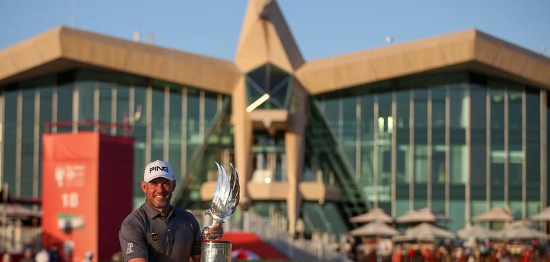 Lee Westwood 'ecstatic, elated and a bit emotional' after Abu Dhabi Championship win