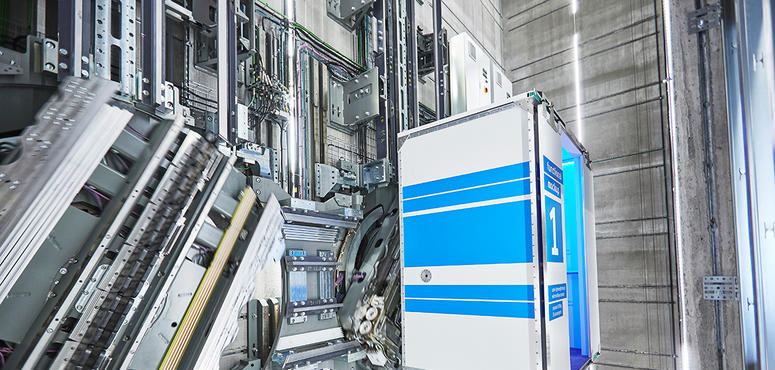 Thyssenkrupp narrows bids for $17 billion elevator unit