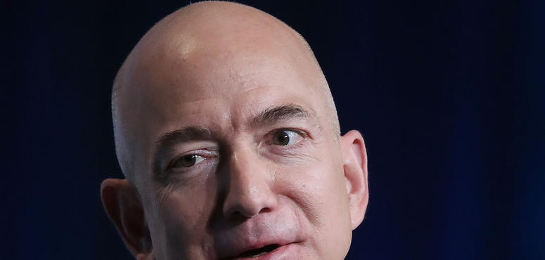 Amazon's Jeff Bezos launches $10bn fund to combat climate change