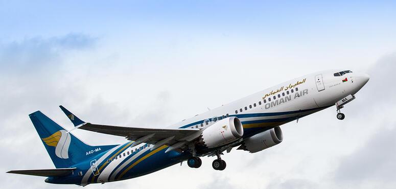 Oman Air cancels 700 flights in February