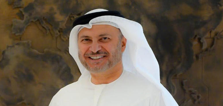 UAE Foreign Minister reiterates desire to find solution to Palestinian cause