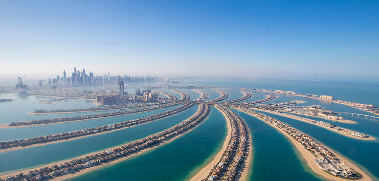 Prime real estate transactions in Dubai grow by 22% in 2019