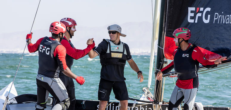 In pictures: 10th edition of EFG Sailing Arabia - The Tour in Oman