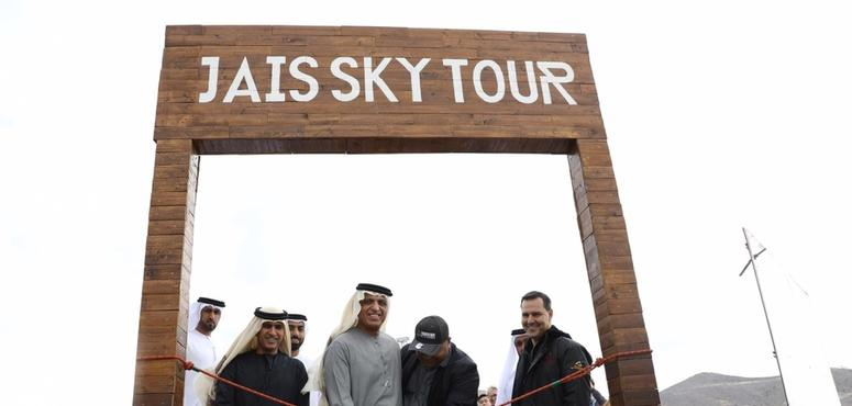 Ras Al Khaimah opens Jais Adventure Peak in new tourism push