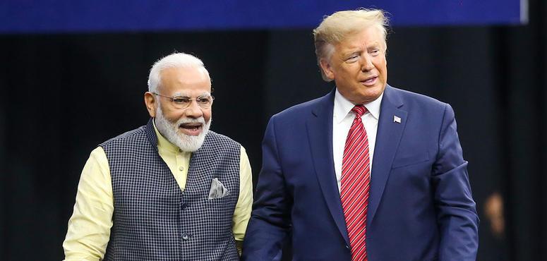 President Trump to meet top Indian business leaders next week