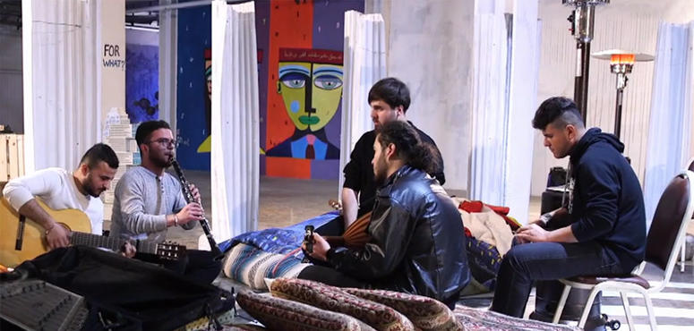 Video: How are the arts thriving in the Kurdish region of Iraq?