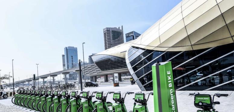 Careem and RTA launch Dubai bike rental service