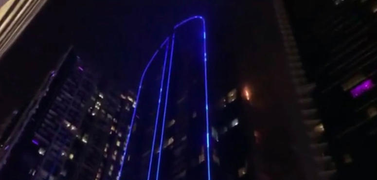 Over 300 tenants of Dubai's Duja Towers return to apartments after fire