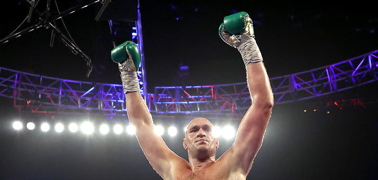 Tyson Fury, Anthony Joshua could fight in Saudi Arabia, says promoter