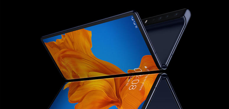 In pictures: Huawei Mate XS foldable 5G smartphone