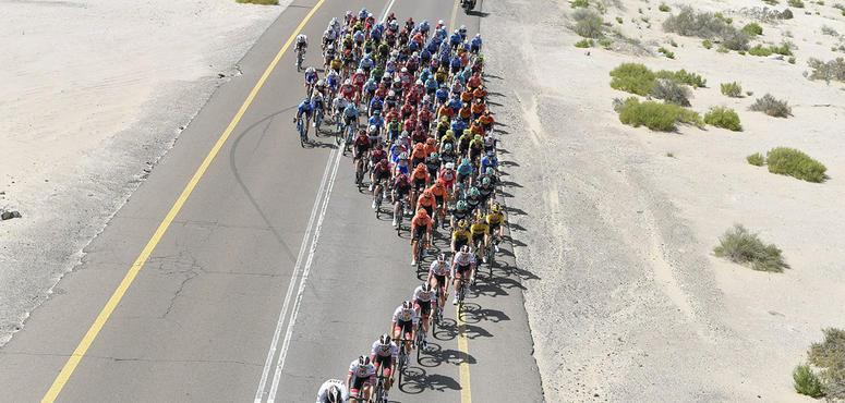 French cycling teams leave UAE after coronavirus quarantine