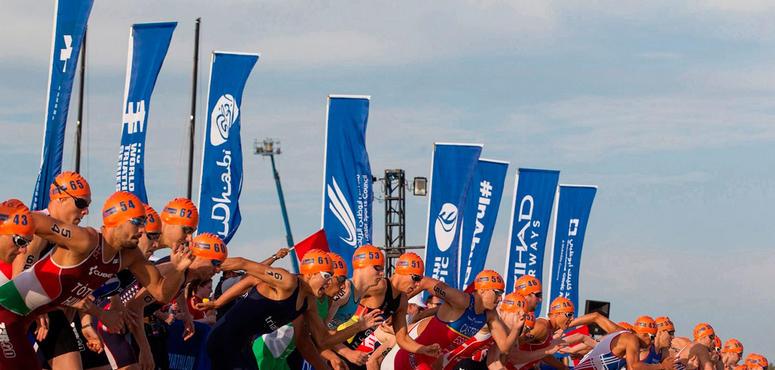 ITU World Triathlon Abu Dhabi postponed over coronavirus fears
