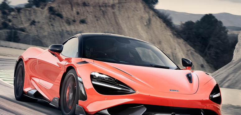 Bahrain helps rescue British supercar maker McLaren