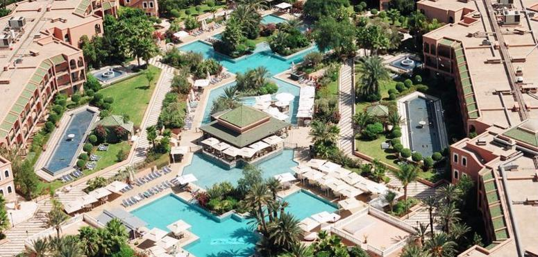 UAE's Rotana inks deal to operate iconic Marrakech resort