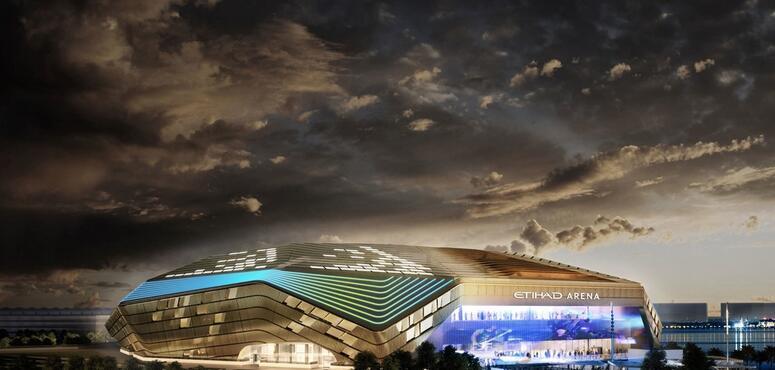 Abu Dhabi's Etihad Arena opening postponed due to coronavirus