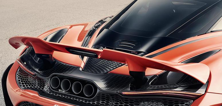 Supercar maker McLaren Group seeks $374m in new funding