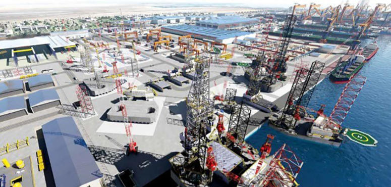 US engineering giant breaks ground on new Saudi facilities