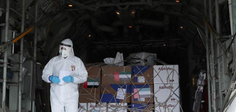 Iran to offer neighbours coronavirus testing kits
