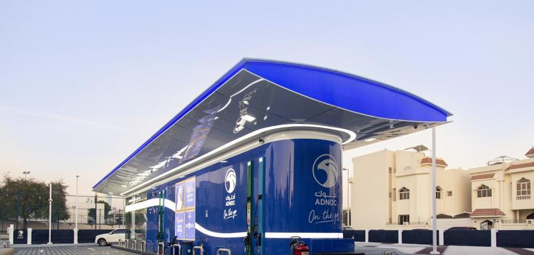 Fuel retailer ADNOC opens first 'On the Go' service station