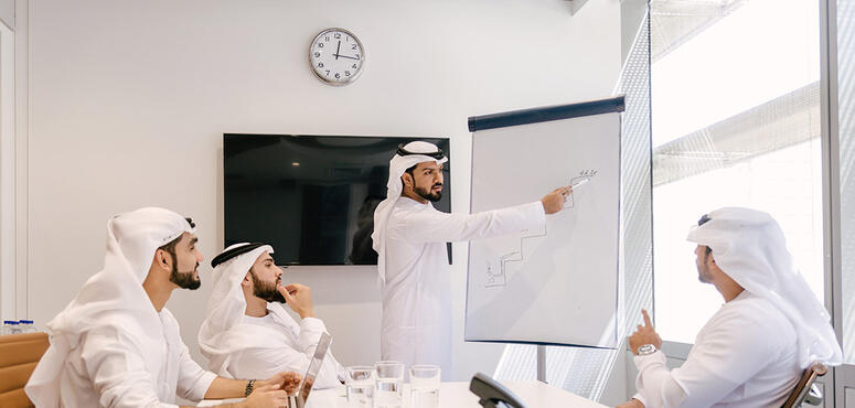 Cash flow issues may lead to a 'clearing' out of UAE SMEs