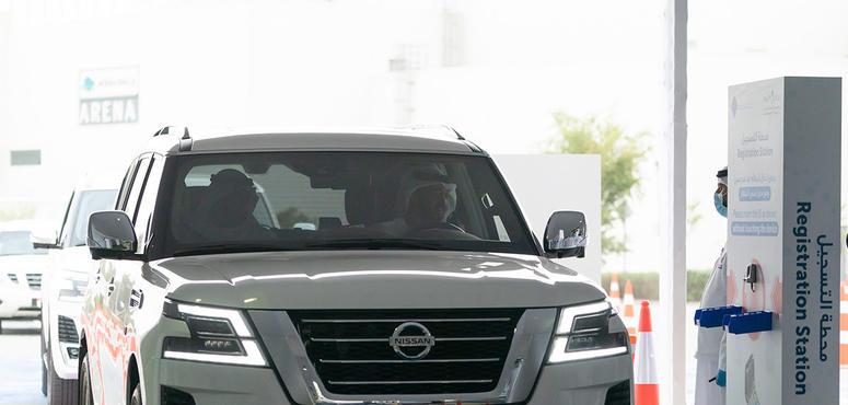 Three new Covid-19 drive-through test centres to open in Dubai