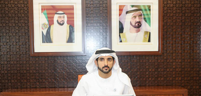 Dubai's Sheikh Hamdan establishes centre for coronavirus control