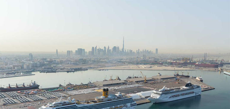 Dubai welcomes unwanted cruise liners at sea amid virus fears