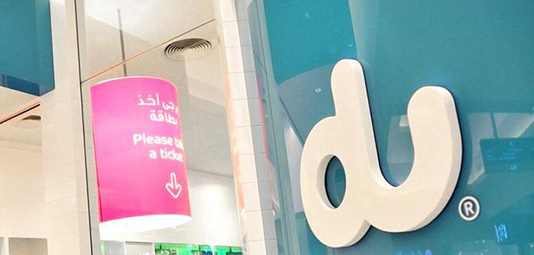 UAE telco Du reveals drop in net income for H1 to $155m