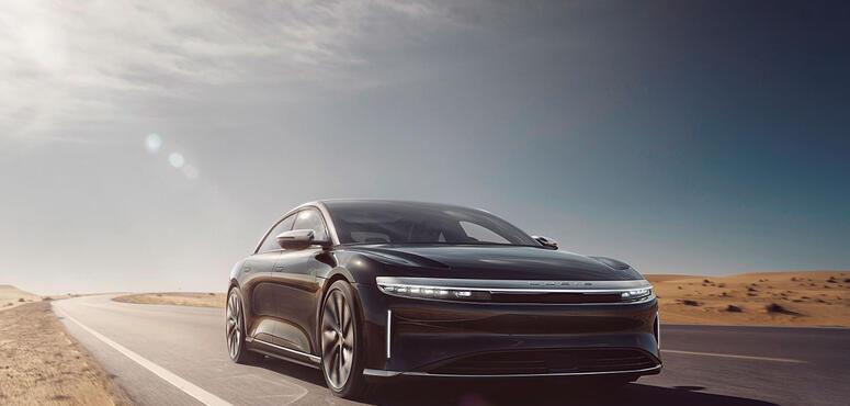 Tesla rival Lucid Motors starts taking orders in UAE, Saudi Arabia