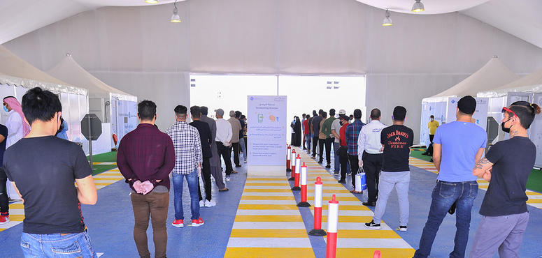 Over 20,000 Abu Dhabi malls employees tested for Covid-19