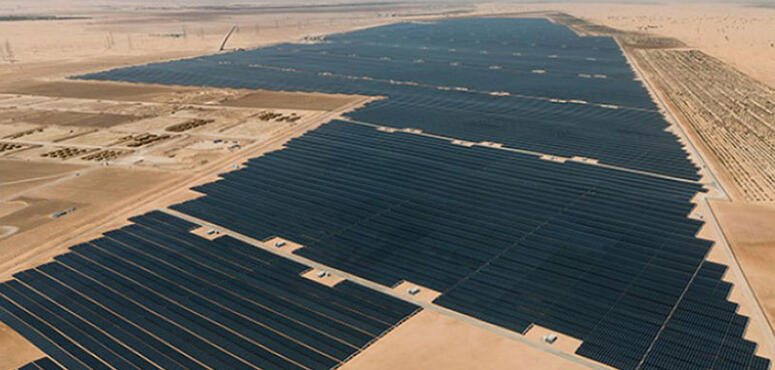Abu Dhabi receives world's lowest tariff for mega solar farm project