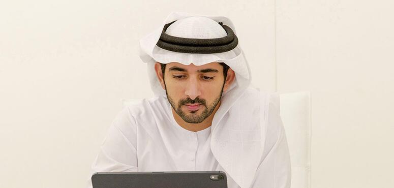 Sheikh Hamdan launches Covid-19 innovation award