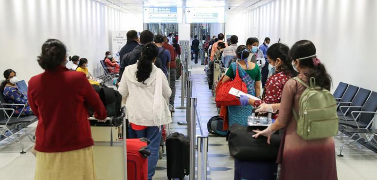 Repatriated Indians to undergo 14-day quarantine