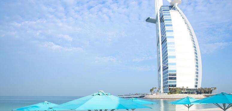 Dubai hotel beaches to reopen