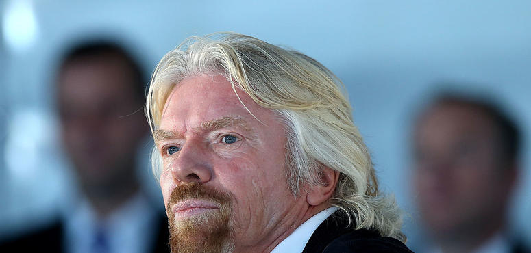 Branson weighs selling Virgin Galactic stake to aid ailing empire