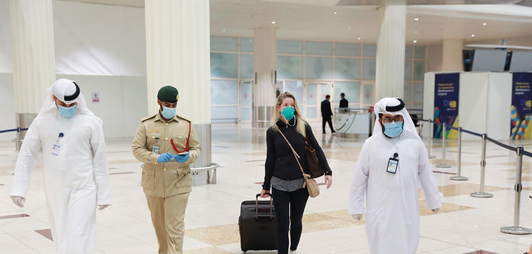 In pictures: RAK Ruler helps UK mother of seven-year-old boy return to the UAE